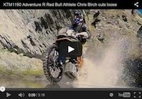 La KTM 1190 Adventure R façon Chris Birch (vidéo)