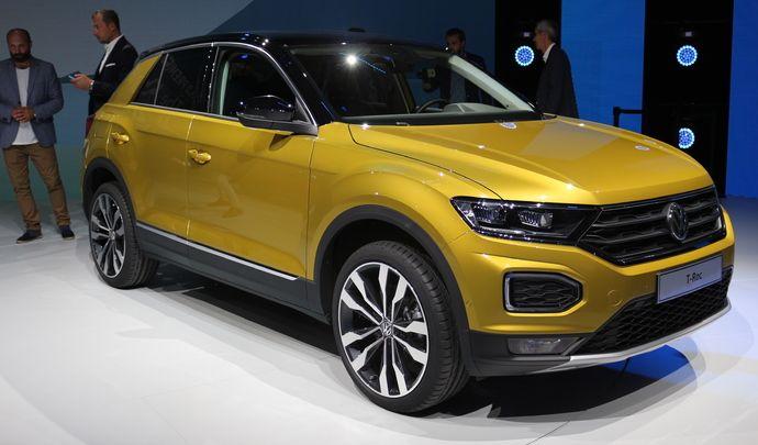 Salon de Francfort 2017 - tout savoir sur le Volkswagen T-Roc