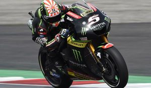 MotoGP - Silverstone: Zarco veut être avec Rossi et Viñales