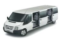 Nouveau Ford Transit XXL Concept... limousine !
