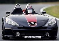 Peugeot Spider 207 : premières infos officielles