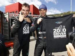 GT1/San Luis - Bartels et Bertolini 1ers champions du monde GT1!
