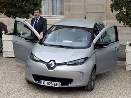Renault, marque préférée des ministres français
