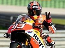 Moto GP – Marc Marquez: «je me battrai contre Rossi jusqu'à la fin»