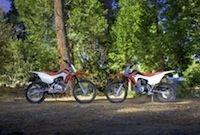 Nouveauté Moto 2014 : Honda lance la CRF125F