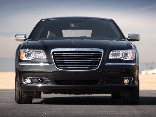 Nouvelle Chrysler 300C: c'est elle
