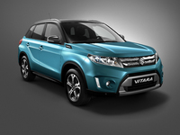 Mondial de Paris 2014 - Nouveau Suzuki Vitara: 1ère photo officielle