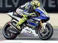 Moto GP: Un nouveau record pour Valntino Rossi