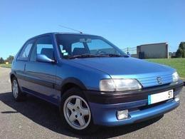 La p'tite sportive du lundi: Peugeot 106 XSi 100 chevaux.