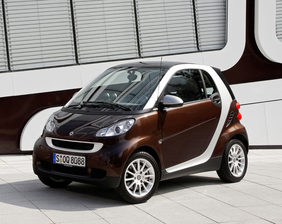 Smart Fortwo Edition Highstyle : encore plus tendance
