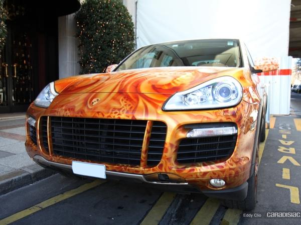 Photos du jour : Porsche Cayenne