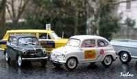 Miniature : 1/43ème - SEAT 600 Comercial