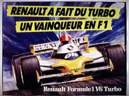 La F1 en 2013: 1.6 turbo de 650 chevaux et KERS pour tout le monde !