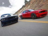 Dodge Charger et Challenger SRT Hellcat : pas pour l'Europe