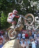 Trial : championnat du monde en Pologne