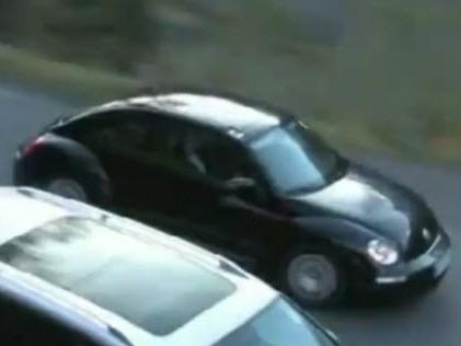 Nouvelle Volkswagen Beetle: encore de sortie