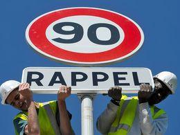 """Sécurité Routière : la lutte contre la vitesse """"excessive"""" reste une piste prioritaire"""