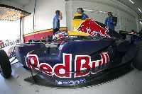 WSR/Monza: Van der Garde sur toute la ligne