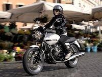 Economie : Moto Guzzi prolonge son aide à la reprise