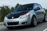 Suzuki SX4t: on veut le même en série