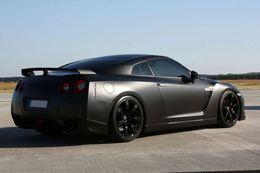 Nissan GTR Avus Performance : carte noire