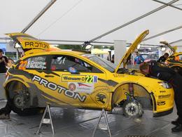 Une saison complète en IRC pour Proton en 2011
