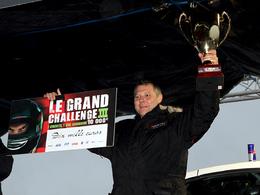 Cédric Robert remporte Le Grand Challenge III