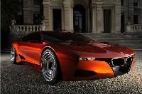 M1 Hommage Concept: BMW affiche ses ambitions