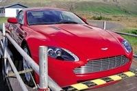 L'Aston Martin V8 Vantage Volante se dévoile