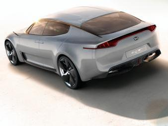 Kia GT: bientôt en coupé et en break?