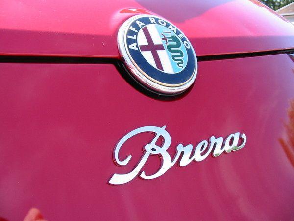 Alfa Romeo : le retour de la Brera pour remplacer la 4C ?
