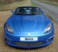 Un nouveau roadster anglais, le Breckland Technology V8 Beira