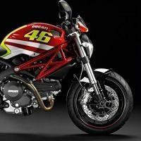Ducati - Monster: En Italie la décoration Moto GP est offerte sur le 696 !