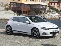 Volkswagen : le Scirocco reviendra en électrique