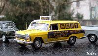 Miniature : 1/43ème - SEAT 1500 Comercial cerada