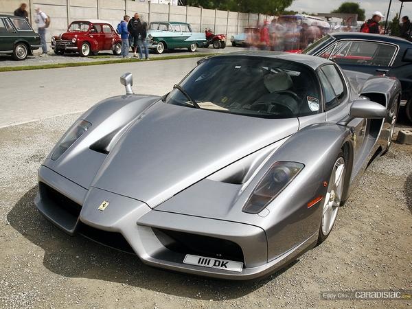 Photos du jour : Ferrari Enzo (Le Mans Classic)