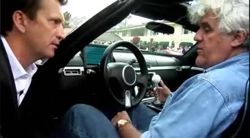 [Vidéo] Jay Leno découvre la Devon GTX