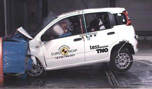 Euro NCAP : mauvais résultats pour Jeep Wrangler et Fiat Panda