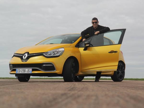 Les essais de Soheil Ayari - Renault Clio 4 RS : « plus une vraie sportive »