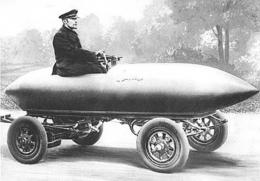 Réponse à la question du jour n° 16 - Quelle est la première voiture à avoir dépassé la barre des 100 km/h?