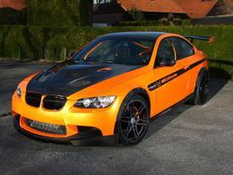 Manhart MH3 V8 RS Clubsport : V8 4.4 biturbo et 750 ch très voyants