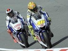 Moto GP - La jurisprudence médicale Lorenzo à Assen: L'avis de Valentino Rossi