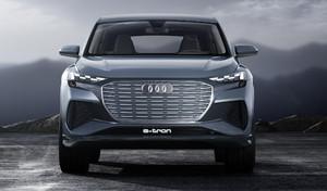 Audi Q4 e-tron: il aura sa version Sportback