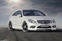 Carlsson CK50 : palliatif à la Mercedes E63 AMG Coupé