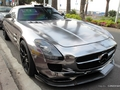 Photos du jour : Mercedes SLS AMG Oakley Design