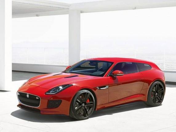 Jaguar F-Type Sportbrake: la folle rumeur