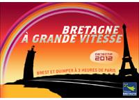 Brest et Quimper à 3 h de Paris dès 2012 !