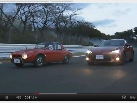 [vidéo] La compilation Toyota GT86