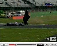 Vidéo LMS Monza : Ortelli a vu la mort de près
