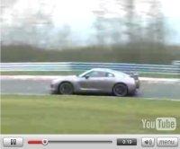 Vidéo : la Nissan GT-R V Spec déroule sur le Ring'